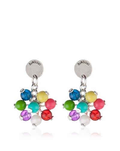 Bamboleo Pendientes Algaba Multicolor