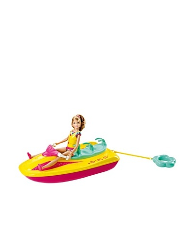 Barbie X3210 – Moto Acuática De Barbie Y Sus Hermanas (Mattel)