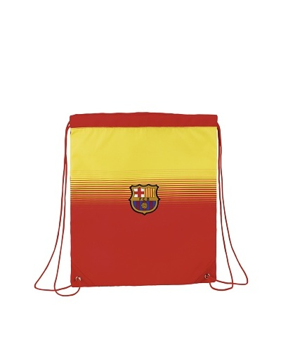 Barça Saco Plano 35x40