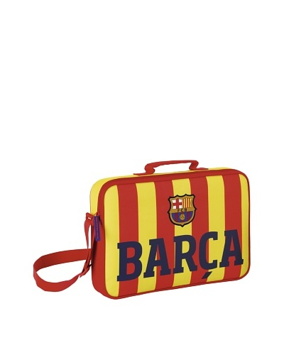 Barça Cartera extraescolar 38x28x6