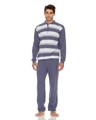 Basket Pijama Camiseta y Pantalón Rayas