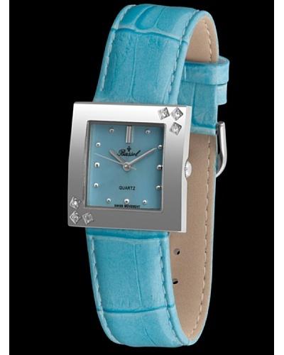 Bassel Reloj 60111A de Piel Azul