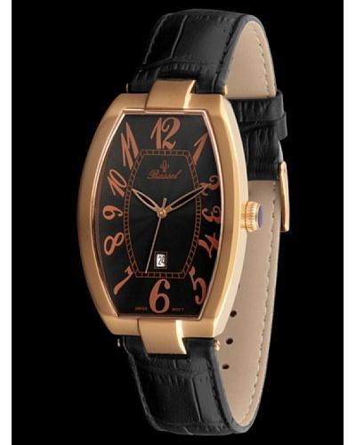 Bassel Reloj CR2071 de Acero Negro