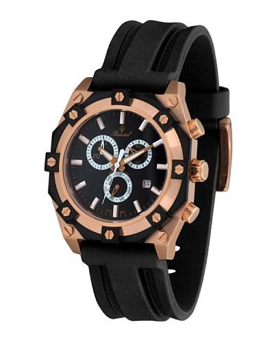 Bassel Reloj CR4031C de Caucho Negro