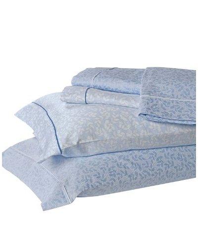 Bassols Juego de sábanas 3 piezas Imperia azul Cama 90 (160 x 280 cm)