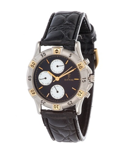 Batane Reloj Reloj Multifunc. G+145.Y3 Negro