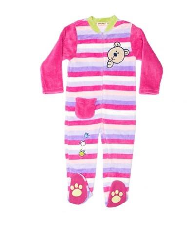 Bebesvelt Pijama Con Pies Infantil