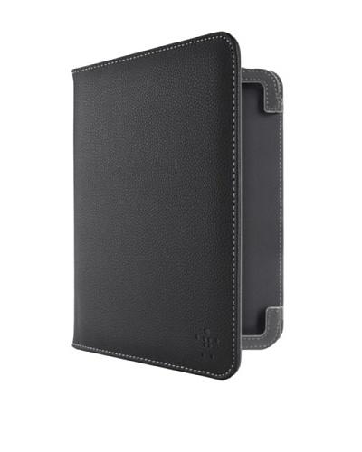 Belkin Kindle Fire Funda Libro Folio Con Elastico Negra