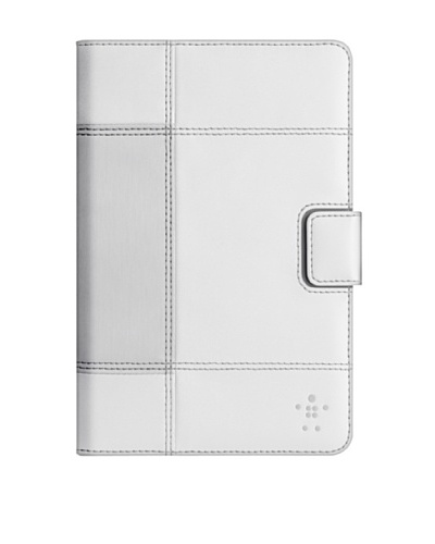 Belkin Ipad Mini  Funda Metallic Verve Folio Stand