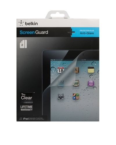 Belkin Ipad3G Salvapantallas Anti-Brillos