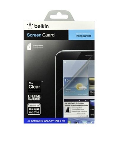 Belkin Galaxy Tab 2 7.0 Protector Pantalla Tranparente