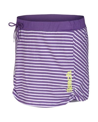Bench Falda Turn Stripe Violeta