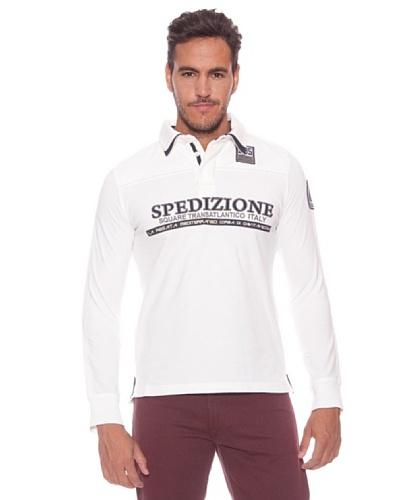 Bendorff Polo Escudo Blanco