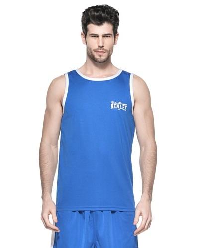 Benlee Camiseta Amateur Singlet Azul