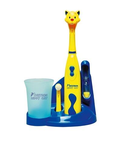 Bestron Cepillo Dental Electrico Infantil Kiddy Cat DSA3500C
