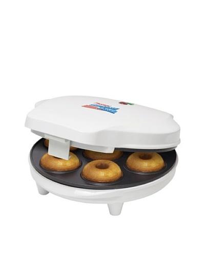 Bestron Maquina para hornear 7 mini donuts ADM218