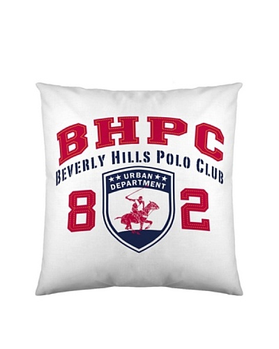 Beverly Hills Polo Club Funda de Cojín Logo