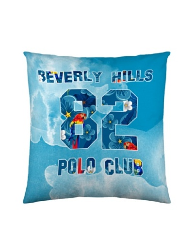 Beverly Hills Polo Club Funda de Cojín Logan