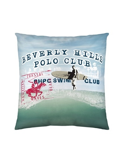 Beverly Hills Polo Club Funda de Cojín Hawai 2
