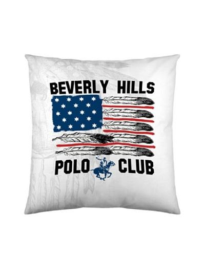 Beverly Hills Polo Club Funda de Cojín Indiana