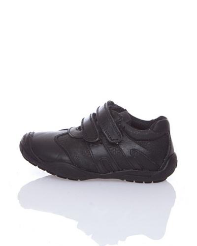 Billowy Zapatillas Deportivas Velcro Negro