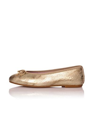 Bisué Bailarinas Panal Oro