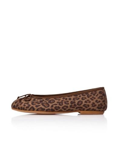 Bisue Bailarinas Leopardo