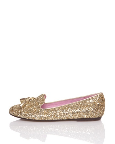 Bisue Ballerinas Slippers Elisa Oro