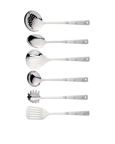 Bitossi Home Set De 6 Utensilios De Cocina Transparente