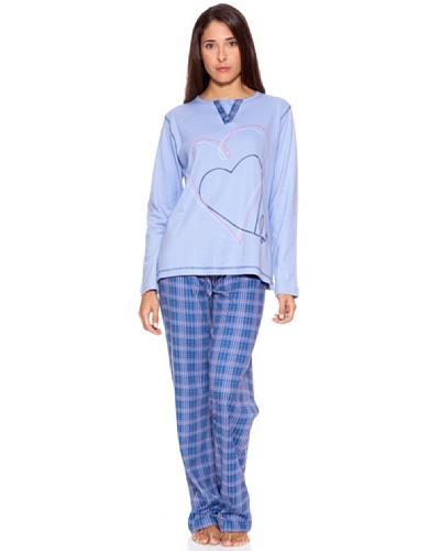 Bkb Pijama Mujer Punto