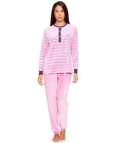 Bkb Pijama Señora Velour