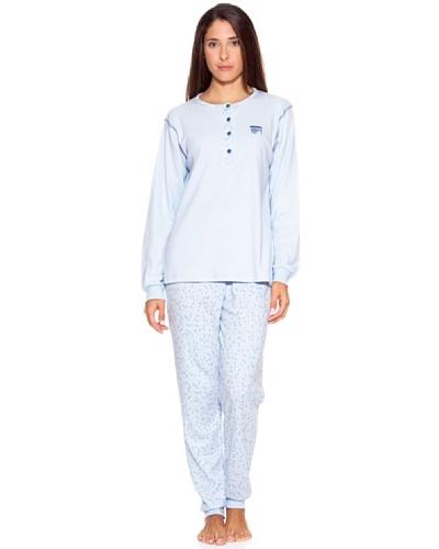 Bkb Pijama Mujer Tapeta Bordado