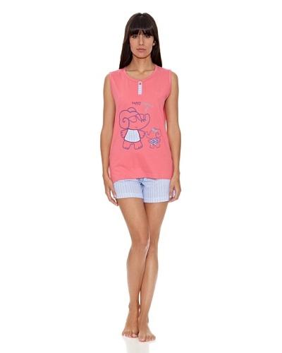 Bkb Pijama Señora Tirante Ancho