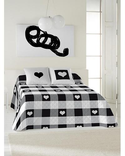 Black & White Colcha Bouti Lover