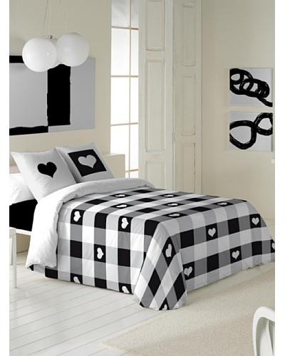 Black & White Juego de Funda Nórdica Lover