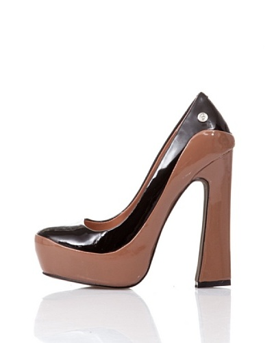 Blink Zapatos Salón Bicolor