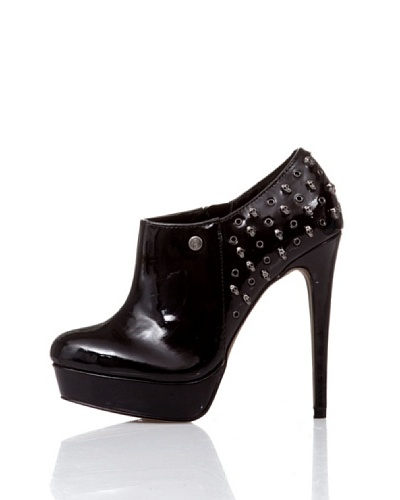 Blink Zapatos Salón Abotinados Calaveras