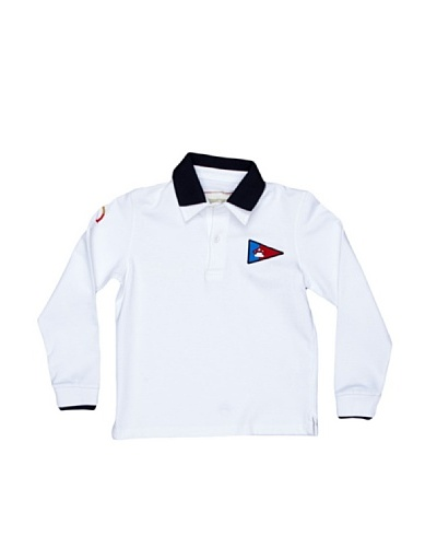 Bloom Polo Rugby Madrid Blanco