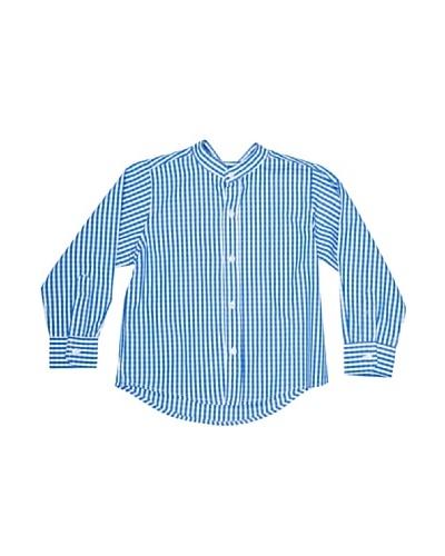 Blue Dingo Camisa Niño Cuadros