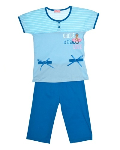 Blue Dreams Pijama Niña