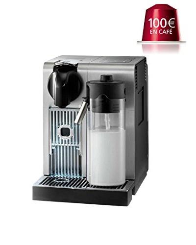 Nespresso De'Longhi LATTISSIMA PLUS PREMIUM Automática (100 euros en café)