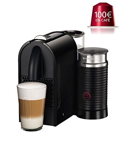 Nespresso De'Longhi U Automática con AEROCCINO (100 euros en café)