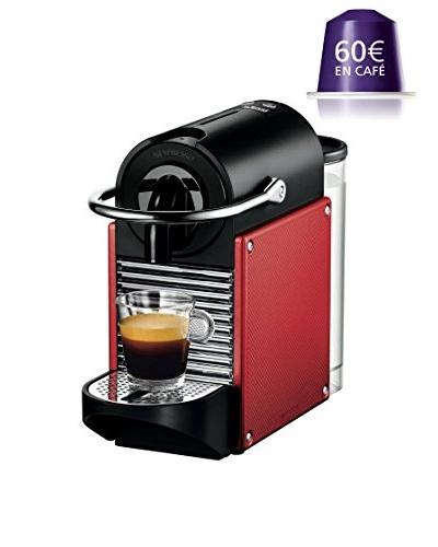Nespresso De'Longhi PIXIE Automática (60 euros en café)