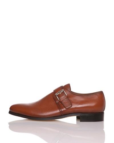 George's Zapatos Lisos Con Hebilla
