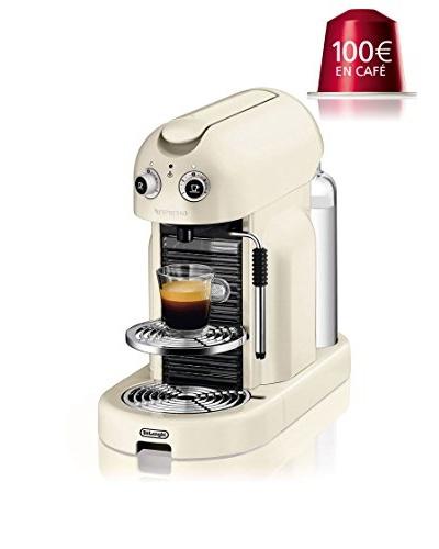 Nespresso De'Longhi MAESTRIA (100 euros en café)
