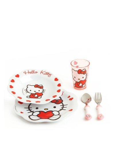 Set 5 Piezas Modelo Hello Kitty Sweet Pink