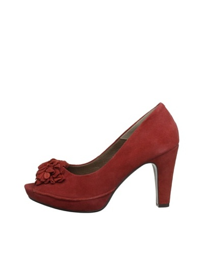 Moda In Pelle Zapatos Cerise