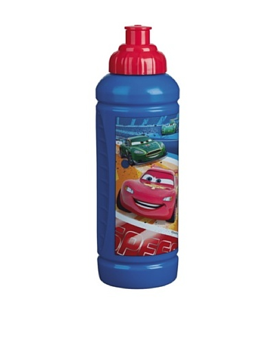 Botella 42,5 cl Modelo Cars