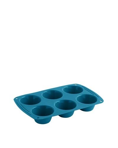 Molde 6 Muffins Modelo Prepara
