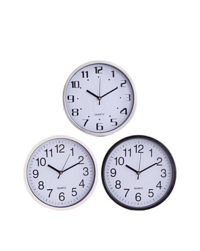 Vical Home Set 3 Reloj Marco Fino